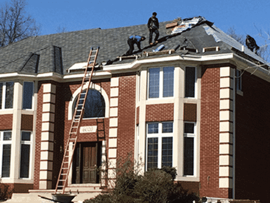 Roof Replacement in Kalamazoo MI
