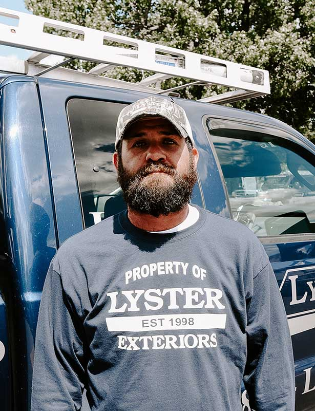 Lyster Exterior Staff
